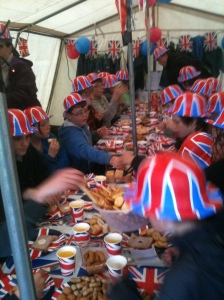 Our Jubilee Street Party